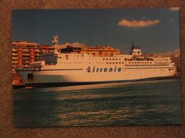 TIRRENIA FERRY CORALIS - Ferries