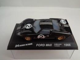 FORD MK II . Vainqueur 24 H Du Mans 1966 . # 2  B.McLaren,C.Hamon   1/43 -Altaya - Voitures, Camions, Bus