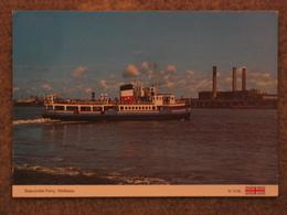 SEACOMBE FERRY WALLASEY - Ferries