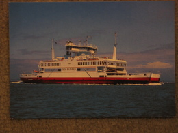 RED FUNNEL RED EAGLE - Ferries