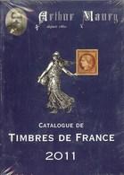 MAURY - Catalogue De Timbres De FRANCE 2011 - France