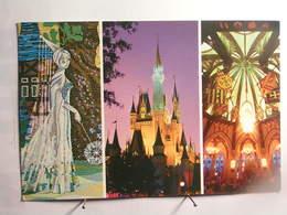 Walt Disney World - Tribute To Cinderella - Disneyworld