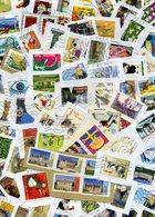 Vrac De 1000 Timbres à Décoller De FRANCE - Stamps