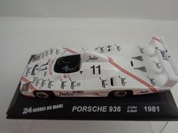 PORSCHE 936-81.Vainqueur 24 H Du Mans 1981 . # 11  J.Ickx,D.Bell   1/43 -Altaya - Voitures, Camions, Bus
