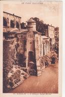 CPA -  18. GAILLAC L'abbaye St Michel - Gaillac