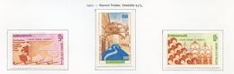 Khmère - Khmer - Cambodge 1972 Y&T N°290 à 292 - Michel N°318 à 320 * - Série Sauvez Venise - Kampuchea