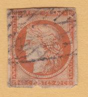 Ceres   40c                                      1/136 - 1849-1850 Cérès
