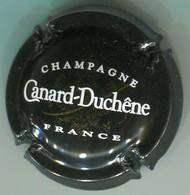 CAPSULE-CHAMPAGNE CANARD-DUCHENE N°75h Noir - Canard Duchêne