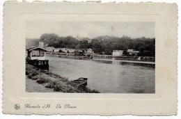 Hermalle-sous-Argenteau (Oupeye). La Meuse. - Oupeye