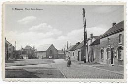 Blaugies (Dour). PLace Saint-Jacques - Dour