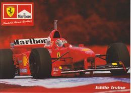 FERRARI F1 EDDIE IRVINE - Grand Prix / F1