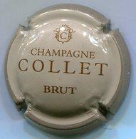 CAPSULE-CHAMPAGNE COLLET N°05 Marron Clair & Gris BRUT - Altri