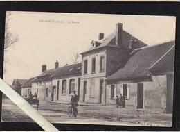 Oise - Les Ageux - La Mairie , Y'a Du Monde - Frankrijk