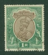 India: 1926/33   KGV      SG214    1R      Used - India (...-1947)