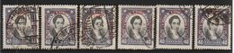 MiNr. 164 Chile /    1928/1932. Kursierende Freimarken Mit Aufdruck In Schwarz, Rot Oder Blau, Sehr Dünnes Bis Dickes Pa - Chile