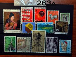 263 Japan - 1926-89 Keizer Hirohito (Showa-tijdperk)