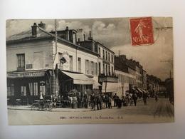 Bourg La Reine - La Grande Rue - Bourg La Reine