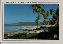 LAS GALERAS (SAMANA) - COLORI VIAGGIATA - ITALIA - Repubblica Dominicana