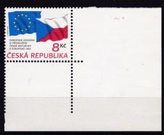 1995, Tschechische Republik, Ceska, 62, Mitglied Der EU. MNH ** - Tschechische Republik