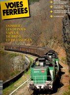 Voies Ferrées Dépot Vapeur Brive Limoges, OUIGO, Monocabine Corrèze, Plat Bogies OCEM, Les Laumes-Alésia, Lostchberg - Bahnwesen & Tramways