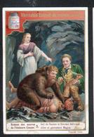 CHROMO LIEBIG , S 509, Scenes Des Oeuvres De F. Cooper, 5, Oeil De Faucon Et Duncan Delivrent Alice, Indien - Liebig