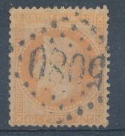 N°31 NUANCE OBLITERATION. - 1863-1870 Napoléon III Lauré