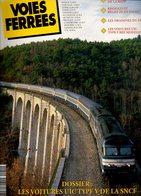 Voies Ferrées Voiture UIC Type Y, CF Américain, Patrimoine RATP, Les Aubrais, Draisine, Ardèche, Massif Central, 140 K 3 - Bahnwesen & Tramways