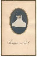 Image Pieuse Souvenir Du Ciel Bienheureuse Soeur Marie Cécile Photo -  Holy Card - Devotieprenten