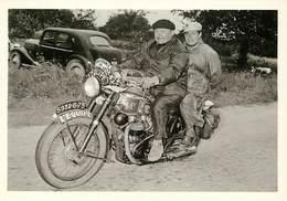 Photographes - Sports - Cyclisme - Tour De France 1956 - Voitures - Automobile - Motos - Moto - Moderne Grand Format - Illustrators & Photographers
