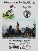 BELGIQUE - BELGIE Mijn Zegel - Attenhovense Postzegelkring - 13de Postzegelbeurs 2011 - Timbres Personnalisés