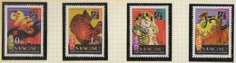 Macau Macao Chine 1996 - Brinquedos Tradicionais Chineses - Traditional Chinese Toys - Set Complete - MNH/Neuf - Neufs