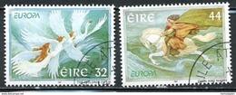Europa CEPT Irlande - Irland - Ireland 1997 Y&T N°1003 à 1004 - Michel N°1000 à 1001 (o) - Europa-CEPT