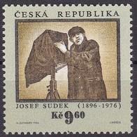 1996, Tschechische Republik, Ceska, 103,  Josef Sudek. MNH ** - Tschechische Republik
