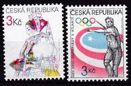 1996, Tschechische Republik, Ceska, 104+16, Ostern+Olympische Sommerspiele, Atlanta.  MNH ** - Tschechische Republik