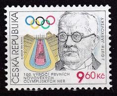 1996, Tschechische Republik, Ceska, 105, Olympische Spiele Der Neuzeit.  MNH ** - Tschechische Republik