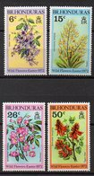 HONDURAS   Timbres Neufs ** De 1972  ( Ref 56B ) Fleurs - Pâques - Honduras