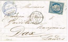 E1-N°4 Rouen Seine Inferieure - 1849-1876: Classic Period