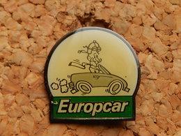 Pin's - EUROPCAR - Badges