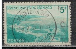MONACO         N°  YVERT     310 A ( 10 )     OBLITERE       ( O   02 ) - Used Stamps