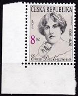 1996, Tschechische Republik, Ceska, 114, Europa: Berühmte Frauen. MNH ** - Tschechische Republik