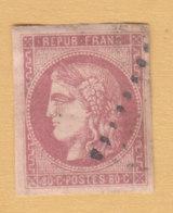 Ceres  80c           1/123 - 1870 Emission De Bordeaux