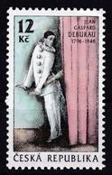 1996, Tschechische Republik, Ceska, 115, Jean Gaspard Deburau. MNH ** - Tschechische Republik