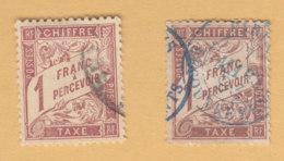 Taxe 2x 1F     1/08 - Taxes
