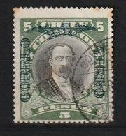 MiNr. 114 Chile / 1911, 19. Sept./1913. Freimarken: Persönlichkeiten. Inschrift CHILE CORREOS. - Chile