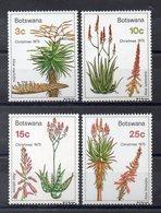 BOTSWANA   Timbres Neufs ** De 1975  ( Ref 56D )   Fleurs - Botswana (1966-...)