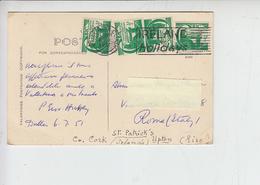 IRLANDA  1951 - Unificato 99 - IRELAND HOLIDAYS - Storia Postale