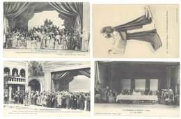 4 Cpa La Passion à Nancy - La Cène, Christ, Religion, ...    ( S.3070 ) - Nancy