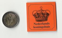 Nederland 2 € UNC Met Emaiile Portret Willem Alexander - Nederland