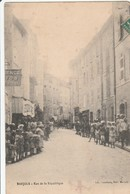 BARJOLS Rue De La République - Barjols