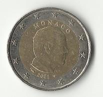 Monaco 2 € 2011 - Monaco